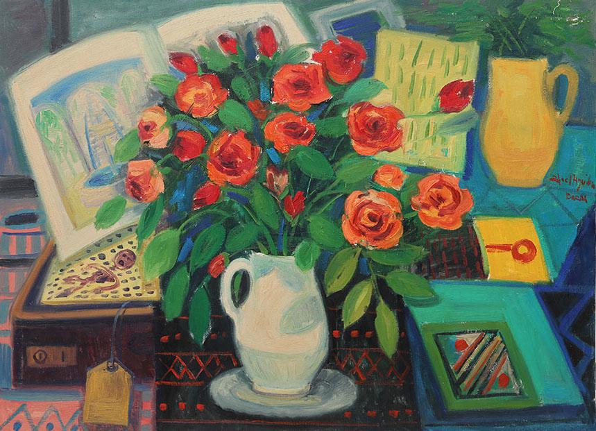 Rosas of love