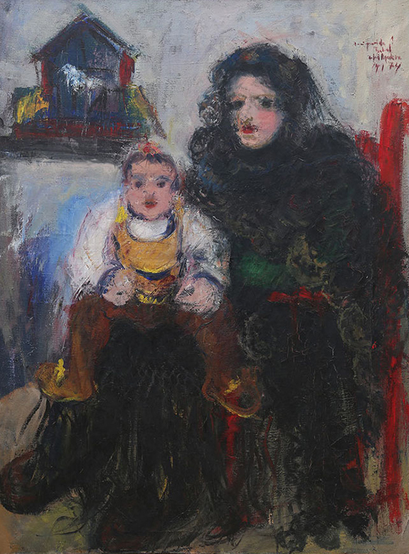 Mamma Isabel